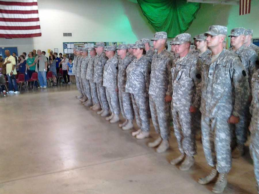 Hundreds of Pa. National Guard members are preparing for a year-long tour in Afghanistan.