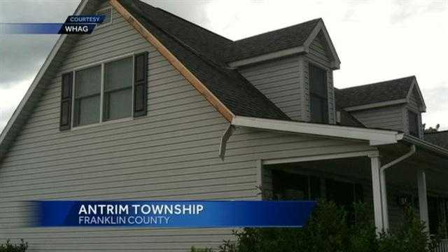 Franklin County Emergency Management dispatched a field crew to investigate the possible tornado. A police officer near Mercersburg reported seeing a funnel cloud.