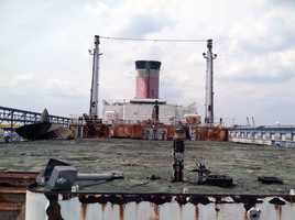 To learn how you could support the SS United States Conservancy, click here to visit the group's website.