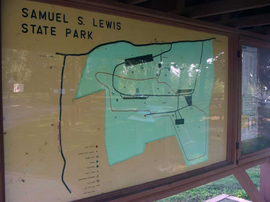For a PDF of the park map, click here.