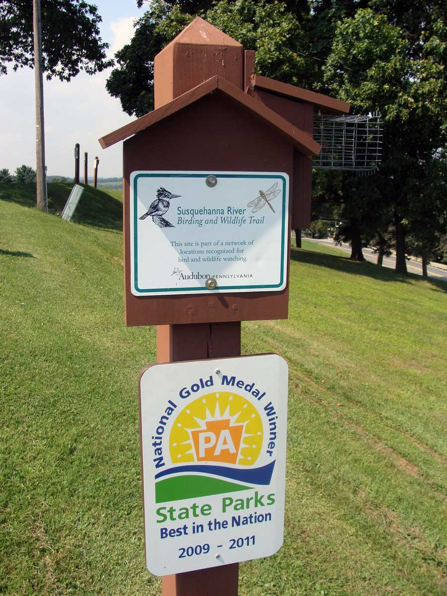 """Pennsylvania state parks were honored as """"Best in the Nation"""" two years in a row."""