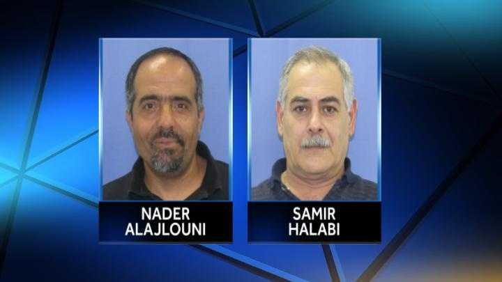 Synthetic drug suspects