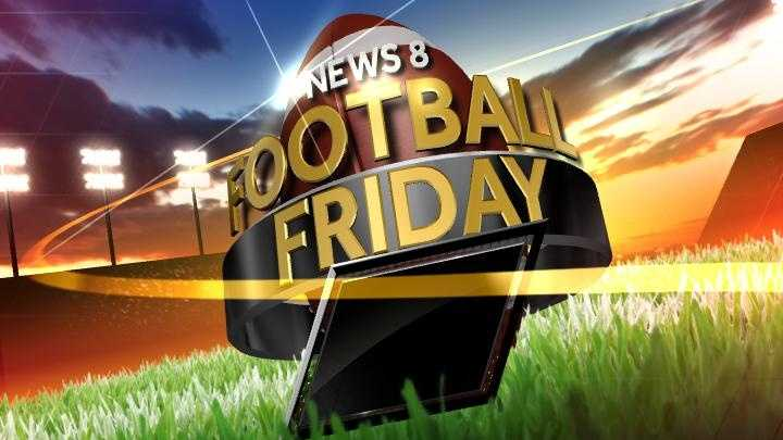 News 8 Football Friday graphic