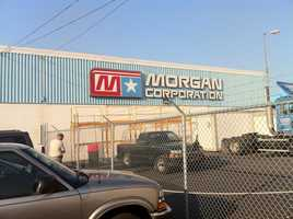 The company where the fire reportedly started.