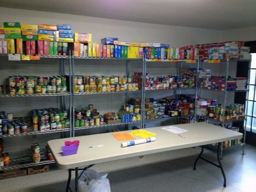 The Manheim Central Food Pantry reopens Thursday.