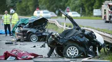 The speeding facts and figures in this slideshow are from the Federal Highway Administration and the National Highway Traffic Safety Administration.