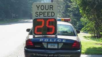 Almost 50 percent of speeding-related fatalities occur on lower speed collector and local roads, which carry only 27.9 percent of the total vehicle miles traveled in the United States. Collector roads are roads that often parallel freeways, but are not actually a part of the freeway.