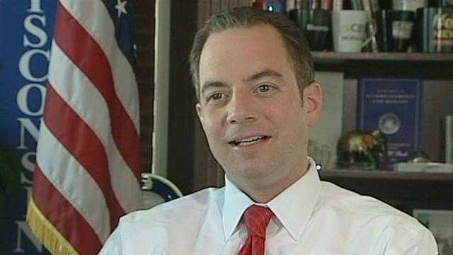 Republican National Committee Chair Reince Priebus