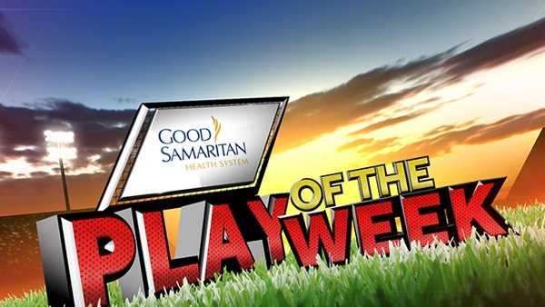 New play of the week graphic