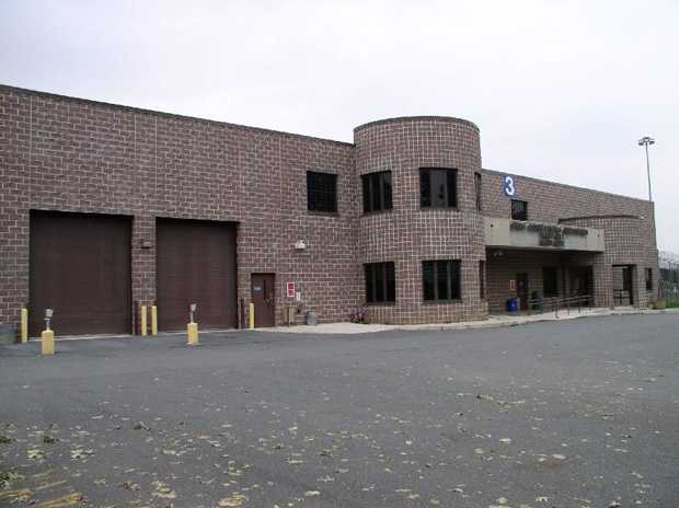 At Camp Hill, male inmates undergo testing and classification.