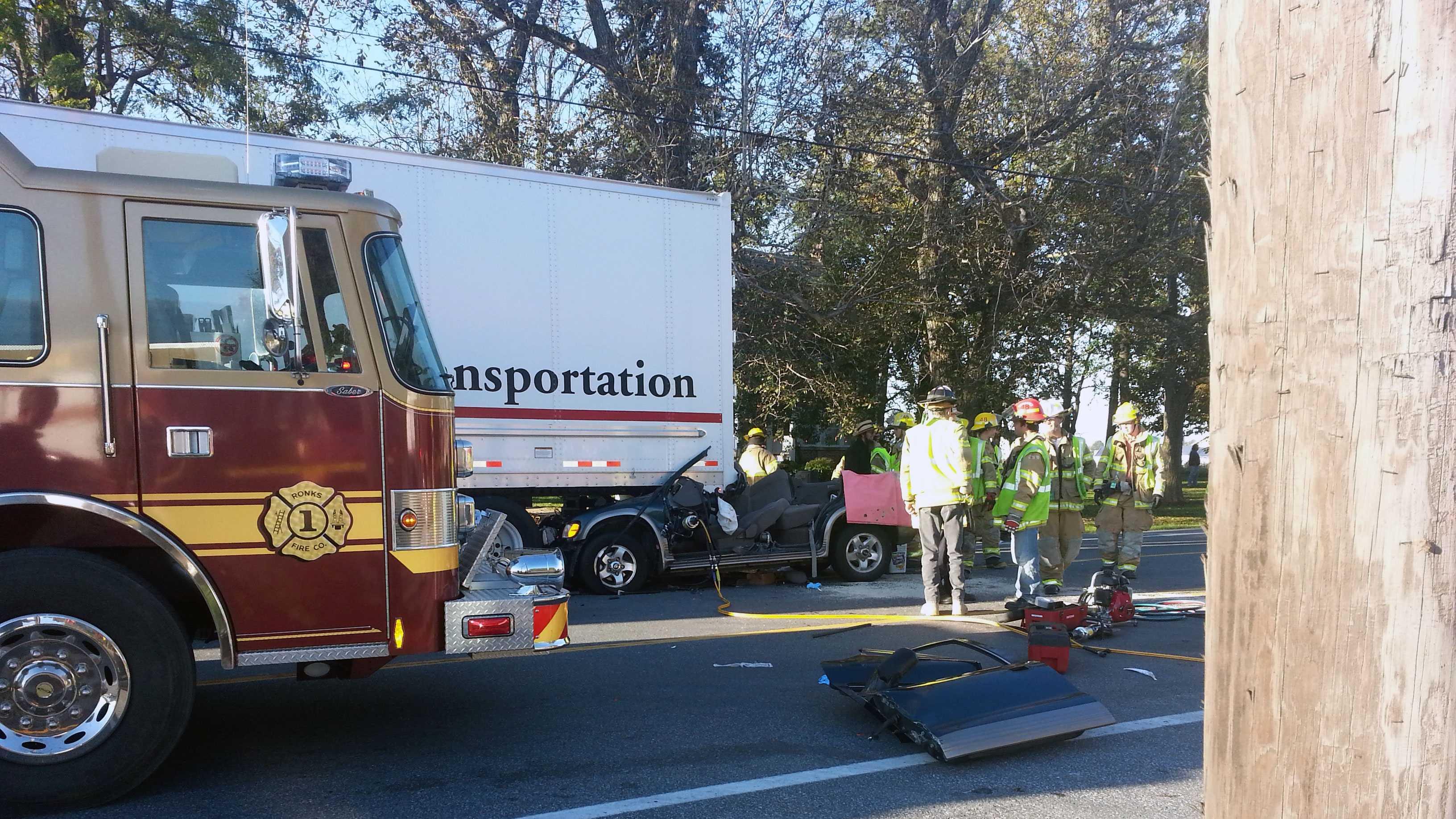 10.16 Route 30 crash