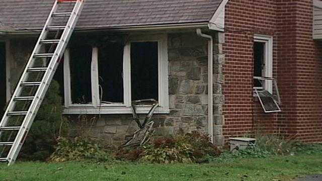 10.23 Millersville fire