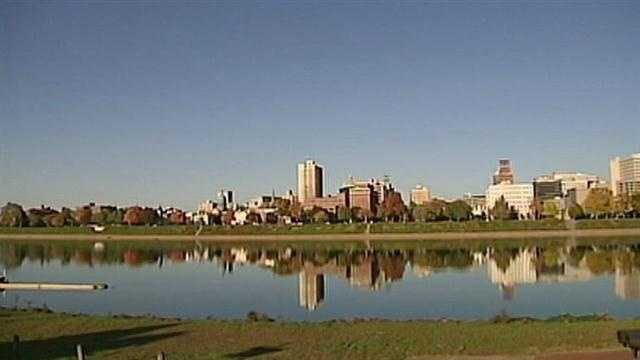 Harrisburg city