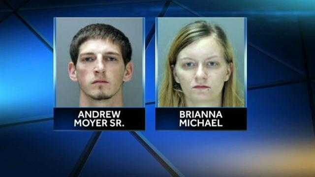 Arrests in Columbia baby's death