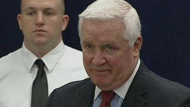 Gov. Corbett responds