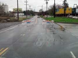 Tuesday: Loucks Mill Road in Spring Garden Township, York County