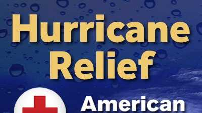 Support the American Red Cross Disaster Relief efforts!