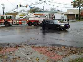 A woman was struck and killed by a vehicle around 8:40 a.m. Wednesday in Harrisburg.