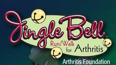 Arthritis Foundation Jingle Bell Run 2012