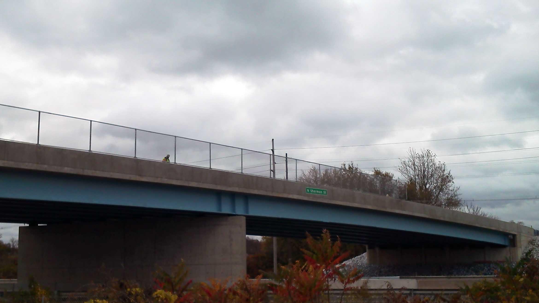 11.1 North Sherman Street Bridge