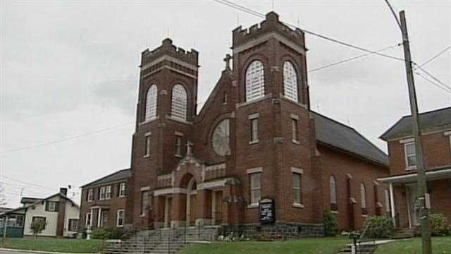 ADAMS COUNTY PRIEST THEFT CHARGES
