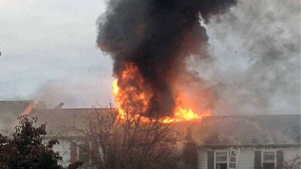 11.5 Upper Allen Twp. fire
