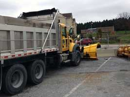 Fifty-five trucks will patrol the county from noon to 8 p.m.