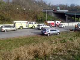 Route 30 crash