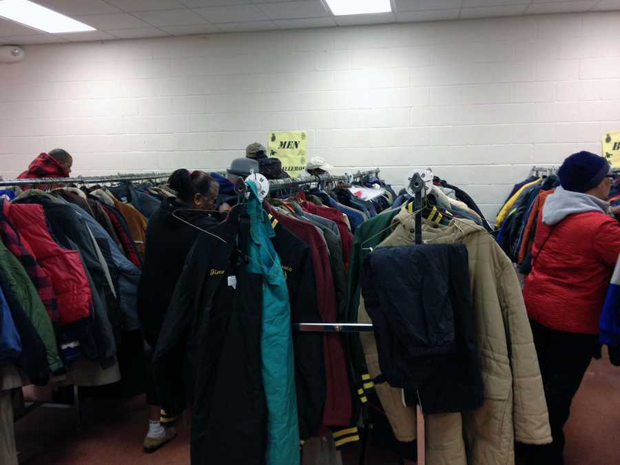 WGAL's annual Coats for Kids telethon is Friday, Dec. 14. Click here for a list of participating dry cleaners.