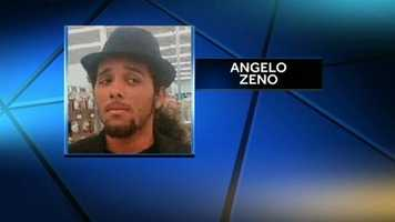 Angelo Zeno, 18, is still in critical condition after being burned in the fire, police said. Zeno and a juvenile are considered persons of interest in the case. Police said they must wait for forensic evidence to return from the lab before they can file any charges.