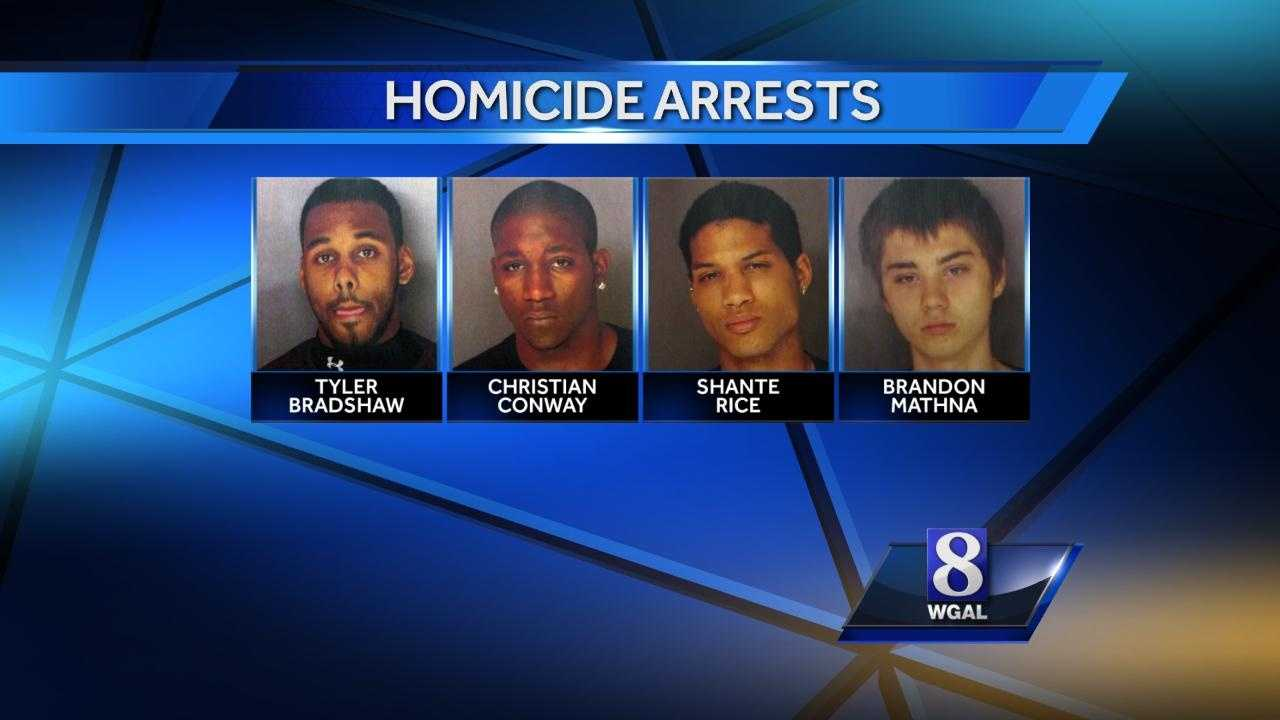 Fatal shooting suspects