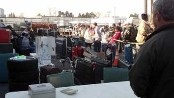 Shoppers showed up for a different kind of Black Friday sale in York County – it was the biannual York County drug task force auction, where items seized in drug investigations throughout the year were put up for bid.