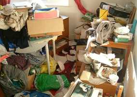 Extreme hoarding can pose a significant danger to sufferers, family and even neighbors.