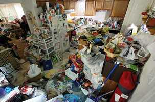 """Fairfax County in Virginia formed a Hoarding Task Force in 1998. According to the county's website, the task force combines resources to provide a coordinated response to residential hoarding when it """"threatens life, safety and property."""""""
