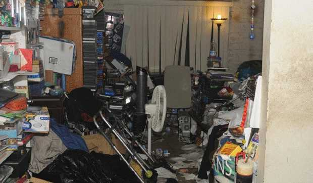 A questionnaire has been developed to help people determine if they may have or be developing a hoarding problem. You can find that here: http://www.ocfoundation.org/hoarding/tests.aspx