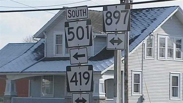 Schaefferstown Road project