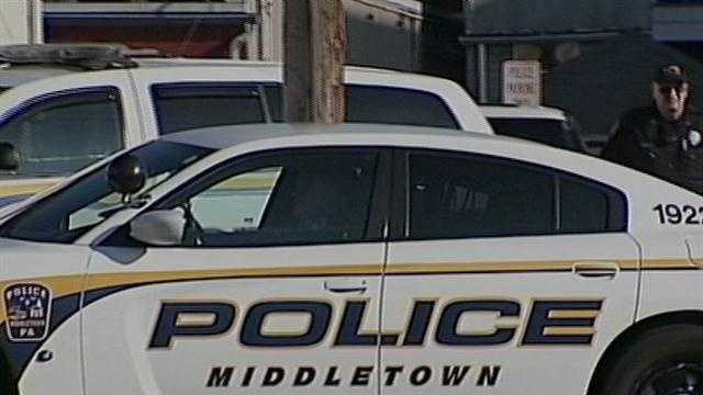MIDDLETOWN BOROUGH POLICE