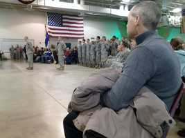 Members of Company A, 2-104th General Support Aviation Battalion are headed to Afghanistan.