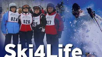 Leukemia Lymphoma Ski4Life 2012