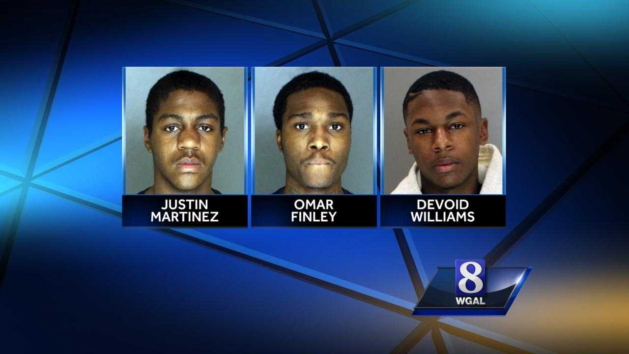 York co. home invasion suspects