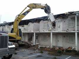 The Inn and Suites along with the Willow Valley Bakery and Restaurant will be torn down. The businesses, which closed in November, will be replaced with a shopping center.