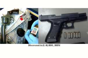 And here is yet another round of handguns, not an uncommon find at all in carry-on bags at airports around the U.S. These were all found the week of Sept. 21, 2012.