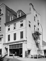 The house was built in 1804. At the time this Library of Congress photo was taken in 1965, it was already a noted historic home.