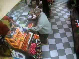 He is accused of taking the jar from a Rutter's along Kenneth Road early Wednesday.