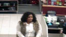Lower Paxton Township police released this surveillance photo of an identity theft suspect.