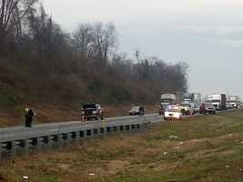 Emergency crews were called to Route 30 westbound in West Hempfield Township, Lancaster County, Wednesday afternoon for  a man struck.