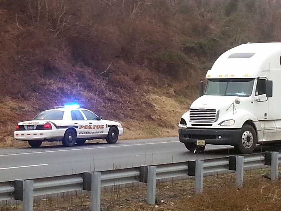 Jesse Roberts Jr., 57, of Lititz, was hit by a tractor-trailer near Malleable Road about 2:30 p.m. Wednesday, police said.