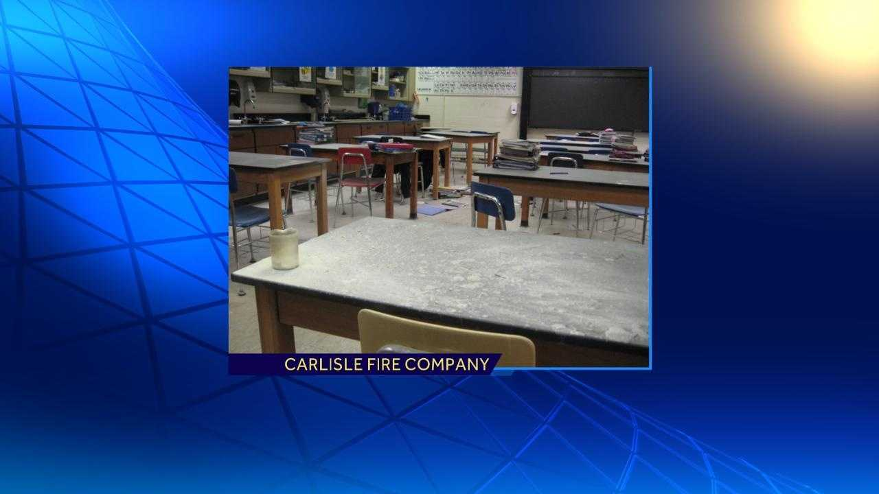 1.24 Carlisle school fire
