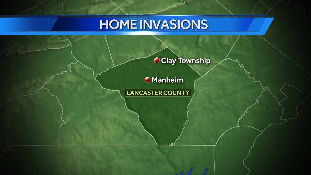 1.30 Lancaster home invasions