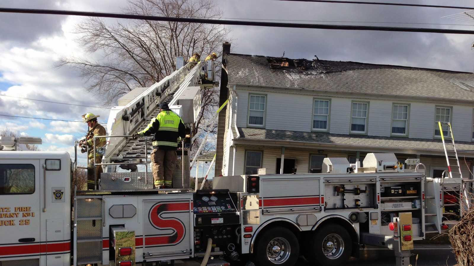 1.31 Penn Township fire